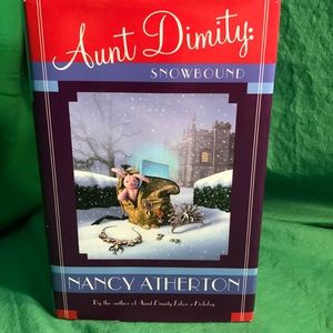 Aunt Dimity: Snowbound Hardcover by Nancy Atherton
